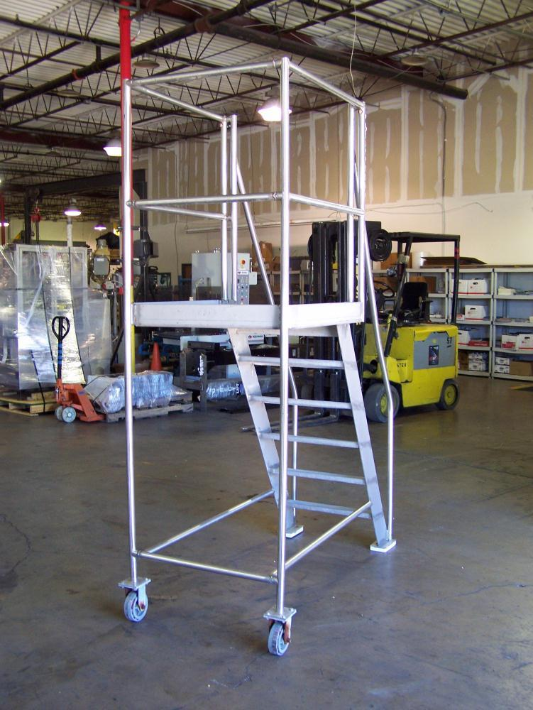 Image Stainless Steel Safety Platform 649261