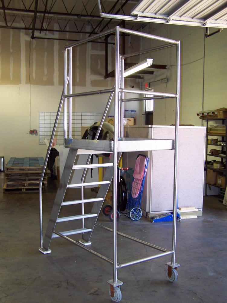 Image Stainless Steel Safety Platform 649262