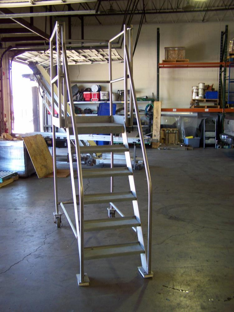 Image Stainless Steel Safety Platform 649263
