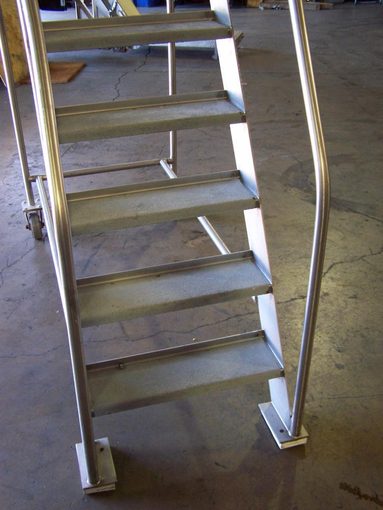 Image Stainless Steel Safety Platform 649264