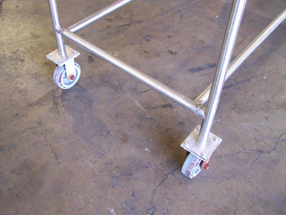Image Stainless Steel Safety Platform 649266