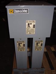 Image SQUARE D Power Factor Correction Capacitor  649387