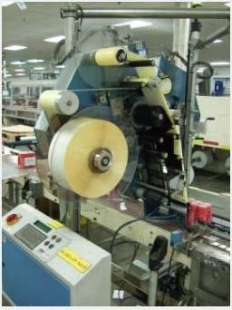 LOGOMATIC 906 B 90-400 Labeler
