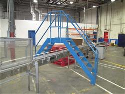 "217317 -  12"" Wide x 25' Long ALLIANCE Conveyor Section"