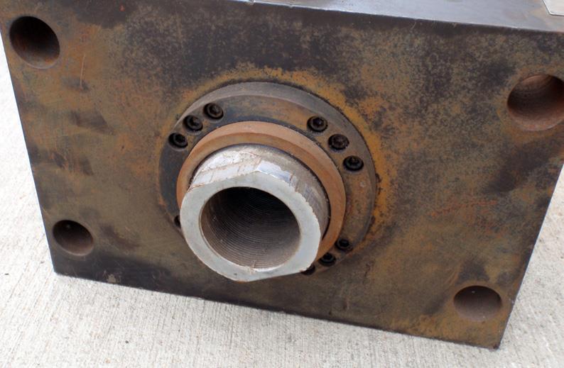 Image 8 inch Bore .5 inch Stroke Program Cylinder 650133