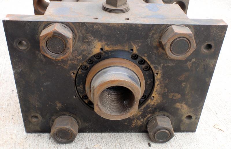 Image 8 inch Bore .5 inch Stroke Program Cylinder 650134