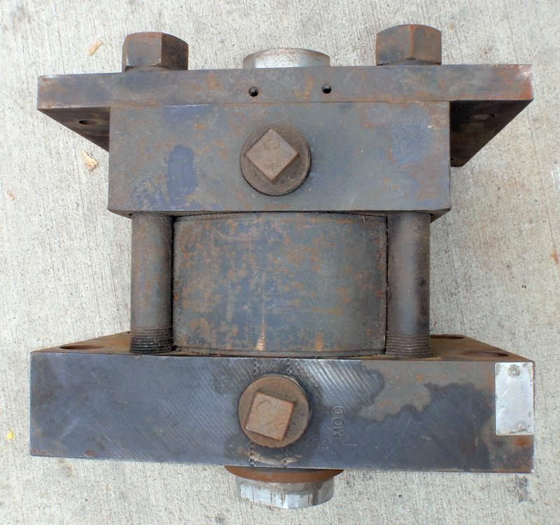 Image 8 inch Bore .5 inch Stroke Program Cylinder 650135
