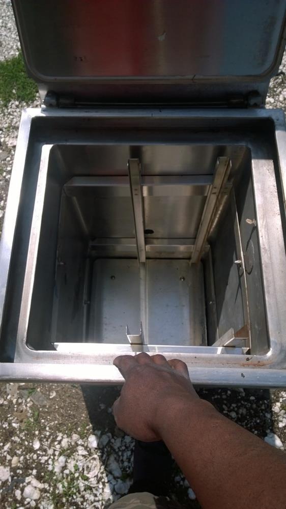 Image PHARMETICS INC Stainless Steel Sterilizer 650301