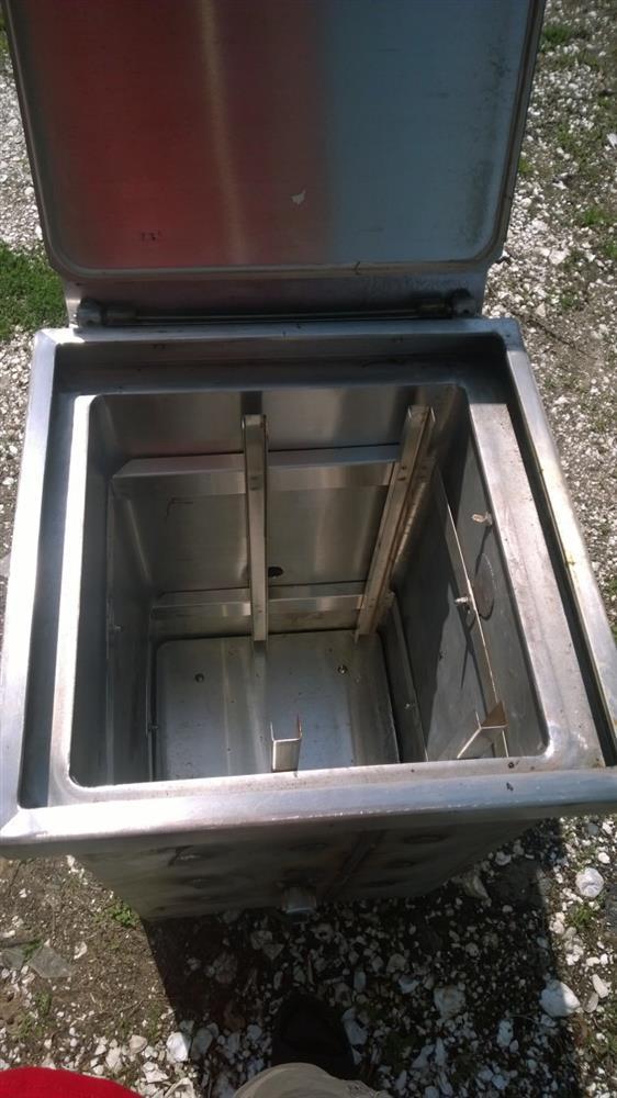 Image PHARMETICS INC Stainless Steel Sterilizer 650302