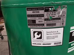 Image 60 Gallon SPEEDAIRE 4B236B Air Compressor With Filter 650324