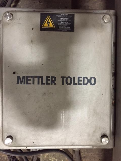 Mettler Toledo Safeline Pow 217505 For Sale Used