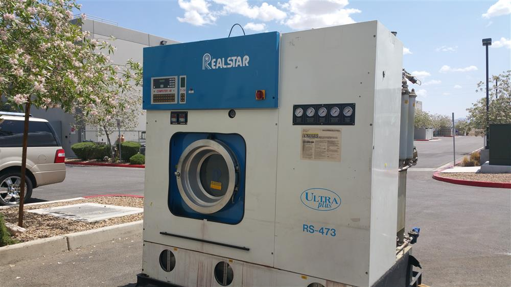 REALSTAR RS 473 Dry Cleaning Machine