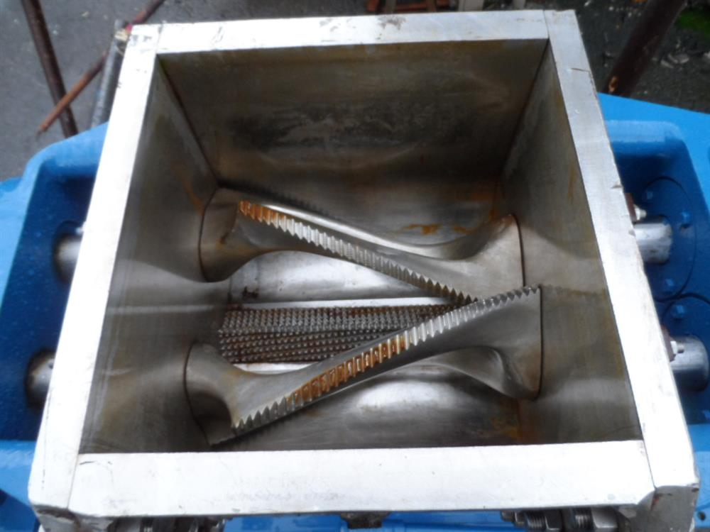 Image BAKER PERKINS Stainless Steel Jacketed Mixer 651248