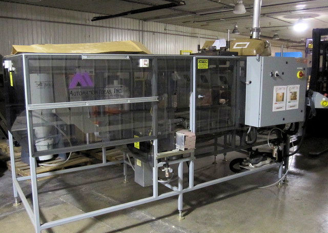 AUTOMATION IDEAS 5014 Bagger-Bagging Table