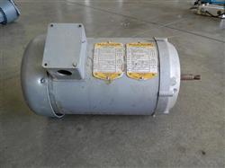 Image 5 HP BALDOR R6350A-2 3-Phase Motor 651648