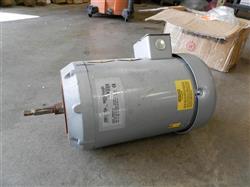 Image 5 HP BALDOR R6350A-2 3-Phase Motor 651649