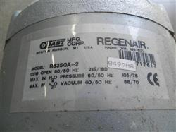Image 5 HP BALDOR R6350A-2 3-Phase Motor 651651
