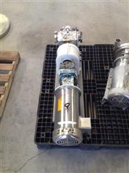 "Image 2.5"" FRISTAM FLK50 Rotary Lobe Pump 651701"