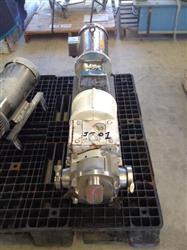 "Image 2.5"" FRISTAM FLK50 Rotary Lobe Pump 651703"