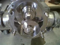"Image 2.5"" FRISTAM FLK50 Rotary Lobe Pump 661086"