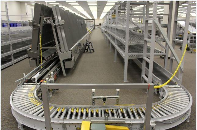 SI SYSTEMS Dispen-SI-Matic Pick-to-Tote Automated Order Picking System