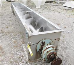 "218692 - 16"" Diameter x 12' L THOMAS Screw Conveyor"