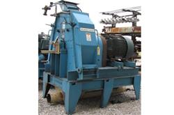 218706 - 150 HP and RITZ SPROUT BAUER Model 43125 Hammer Mill