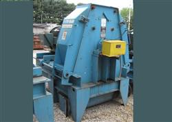 218707 - 150 HP and RITZ SPROUT BAUER Hammer Mill Model 43125