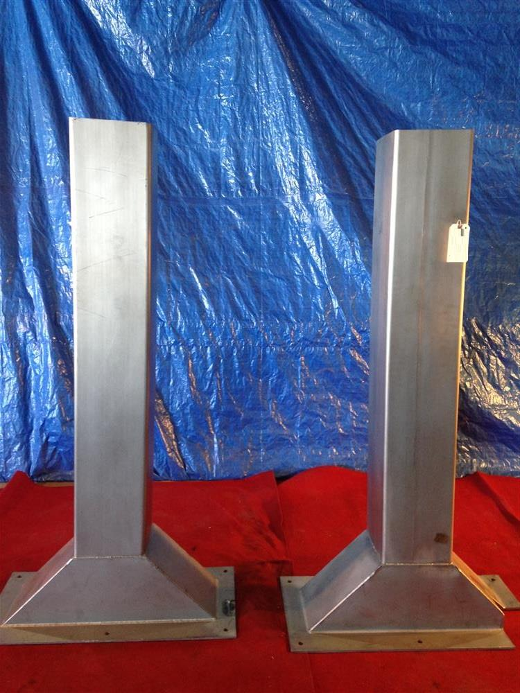 Stainless Steel Leg Supports