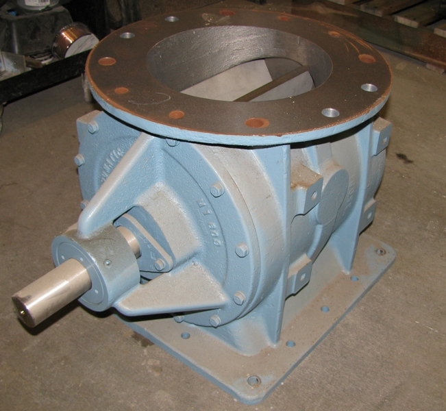 Image 10in Diameter GENERAL RESOURCE ISOMATIC Rotary Valve 655687