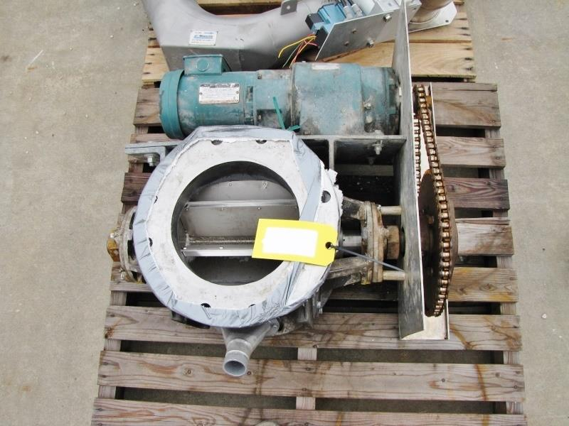 Image 10in Rotary Valve - Stainless Steel 760964