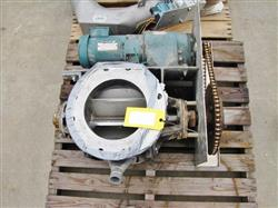 221355 - 10in Rotary Valve - Stainless Steel