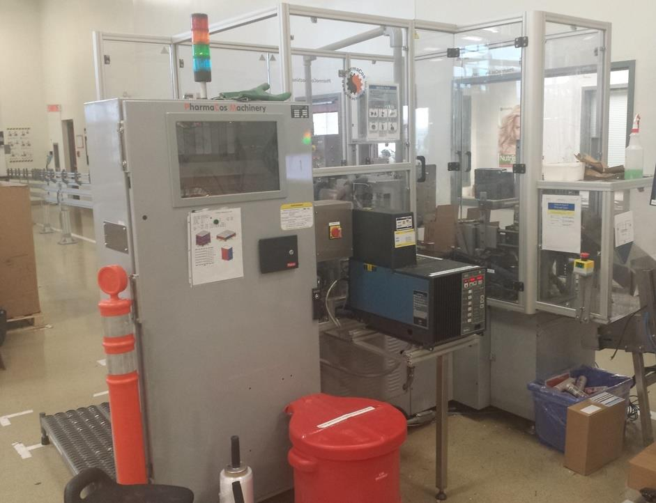 Image MAB Fully Automatic Case Packer for Tray Style Case 656437