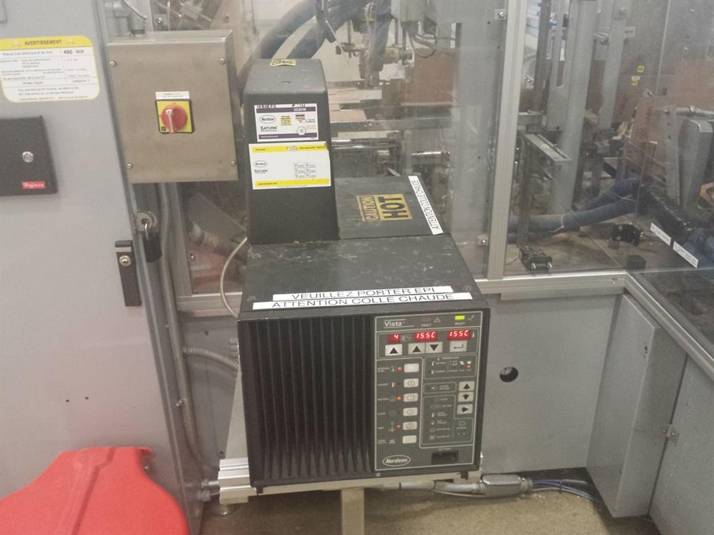 Image MAB Fully Automatic Case Packer for Tray Style Case 656438