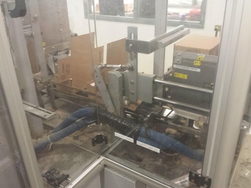 Image MAB Fully Automatic Case Packer for Tray Style Case 656439