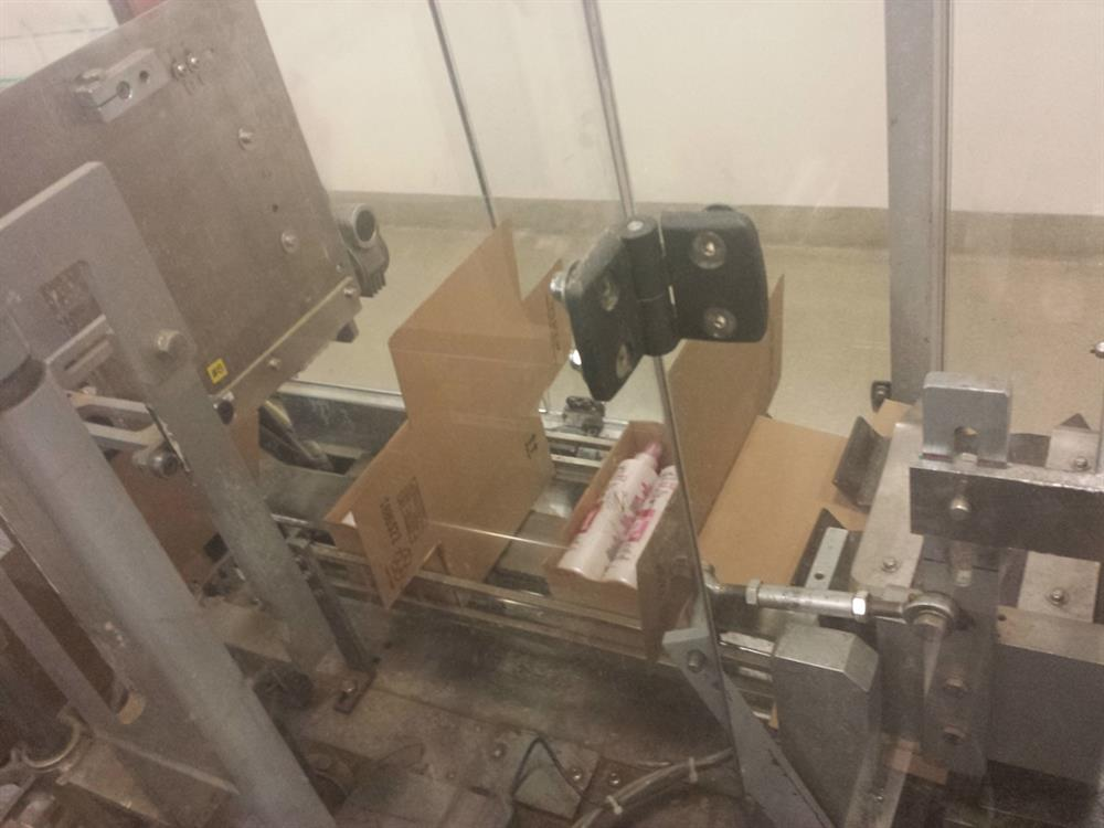 Image MAB Fully Automatic Case Packer for Tray Style Case 656440