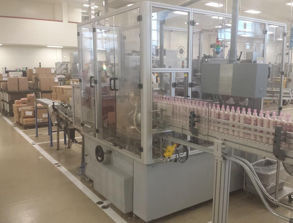 Image MAB Fully Automatic Case Packer for Tray Style Case 656441