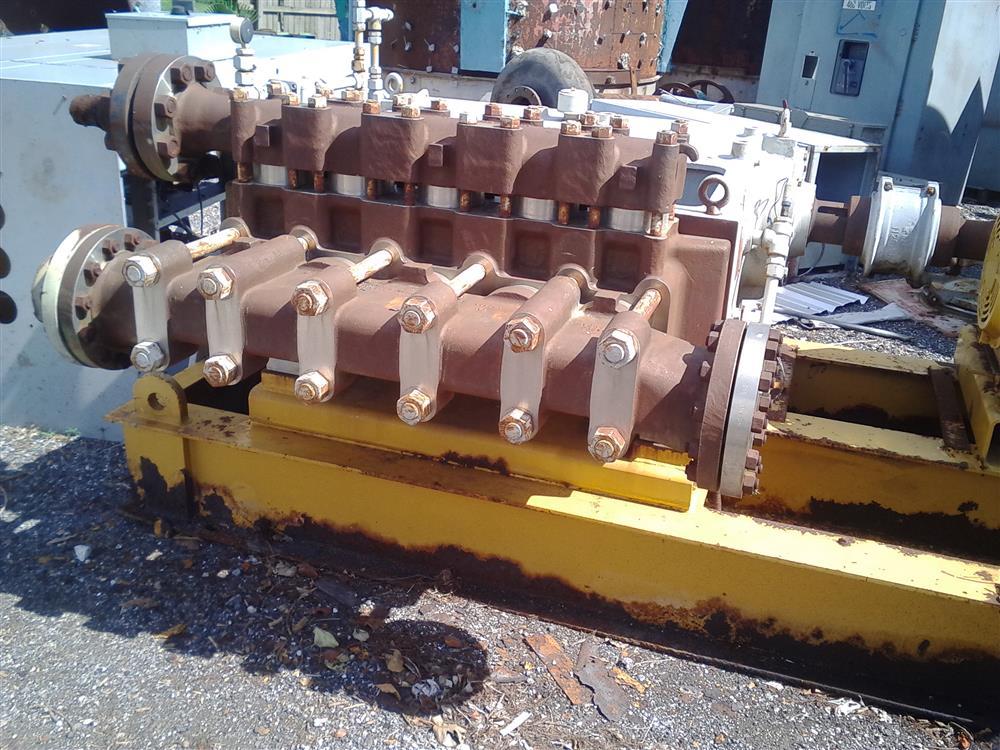 Image INGERSOLL RAND Quintuplex Pump 659630