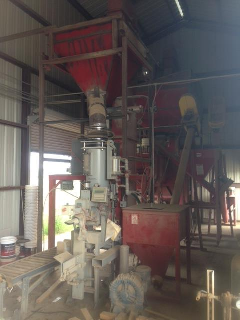 Sand Mixing Plant