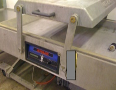 KOCH  Ultra Vac Machine Dual Chamber