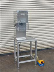 Image Semi-Auto Pneumatic Perfume Crimp Capper Machine 660590