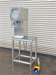 Image Semi-Auto Pneumatic Perfume Crimp Capper Machine 660591