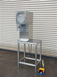 Image Semi-Auto Pneumatic Perfume Crimp Capper Machine 660598
