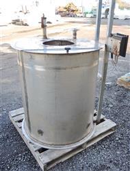 Image 175 Gallon Stainless Steel Tank 661158