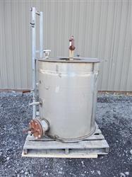 Image 175 Gallon Stainless Steel Tank 661162