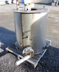 Image 175 Gallon Stainless Steel Tank 661163