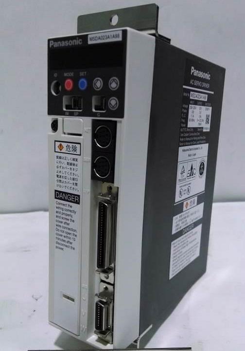 Image PANASONIC 95-3862-03 Servo Drive Controller 664766