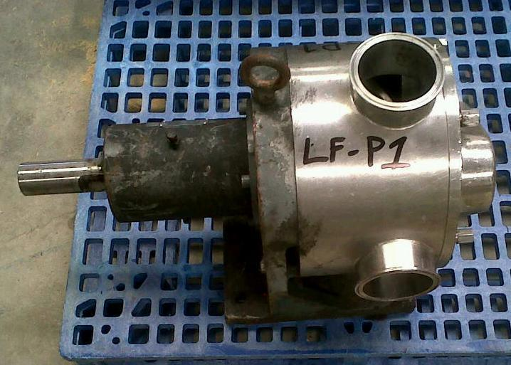 "Sine Pump Model SPS-50, 4"" Inlet/Outlet"