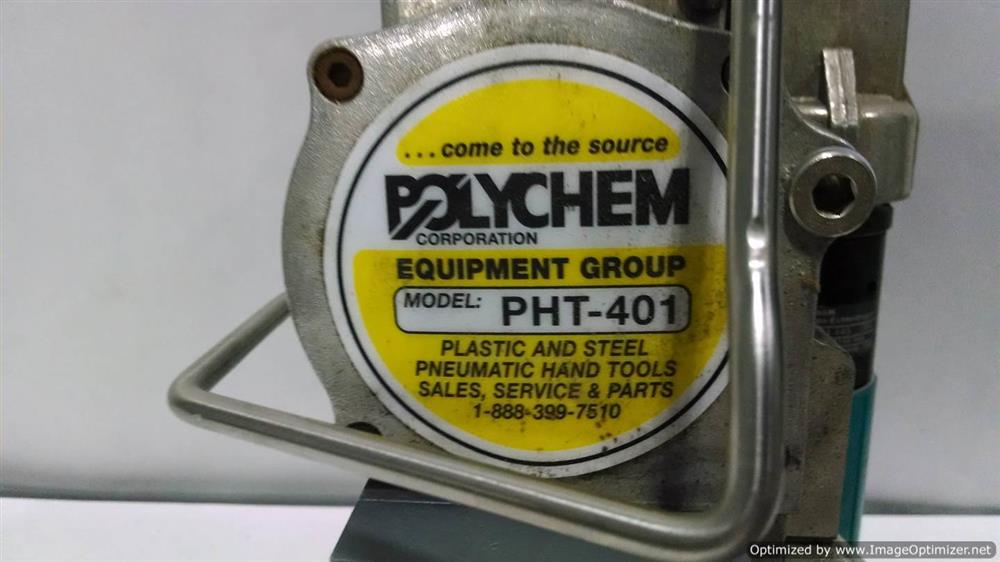 POLYCHEM PHT-401 Strapping - 225203 For Sale Used