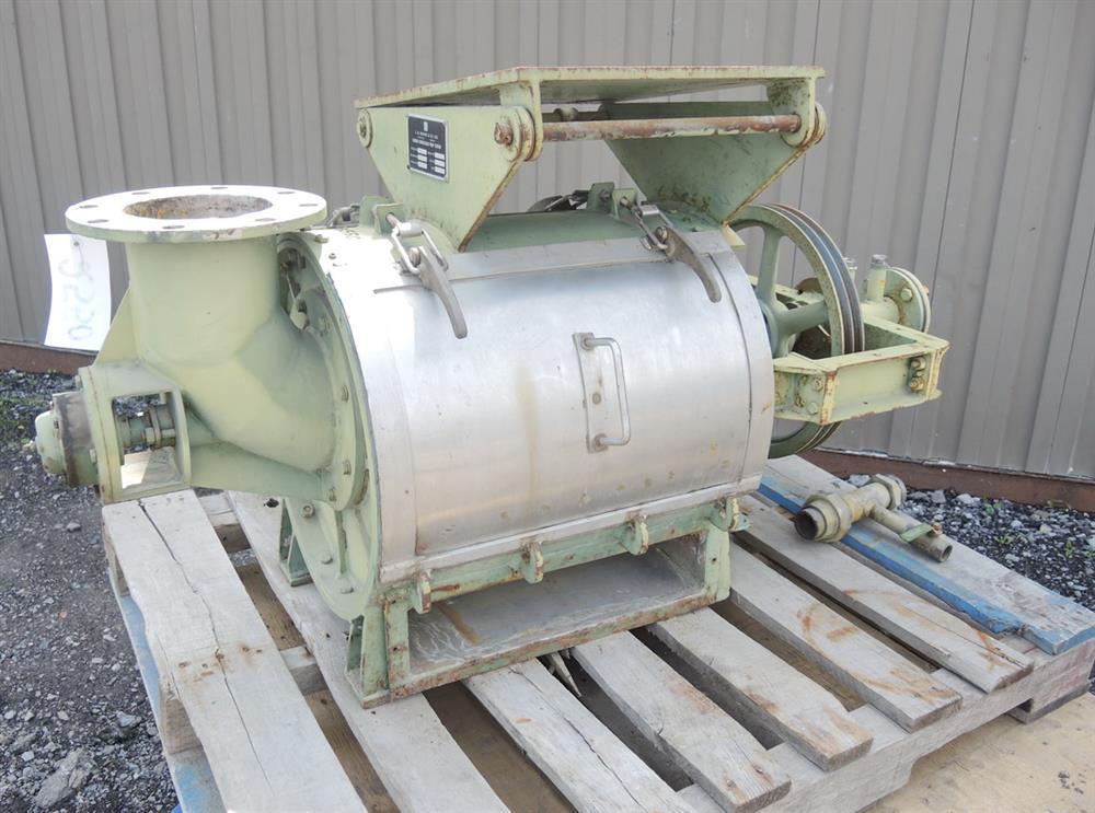 S.W. HOPPER & CO. Cowan Centrifugal Pulp Screen, Stainless Steel